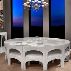 Interior Fascinating Modern Dining Room Inspirations Delectable - Karbonix