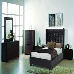 Interior Interactive Bedroom Decorating Design Ideas With Black - Karbonix