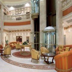 Interior Modern Hotel - Karbonix