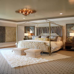 Interior Pics Design By Modern Bedroom And Cannopy Bed With Bed - Karbonix