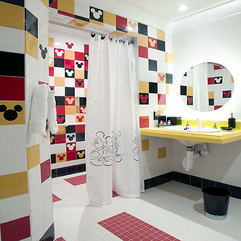 Kids Bedroom Wonderful Bathroom Design Brings You To Relaxation - Karbonix