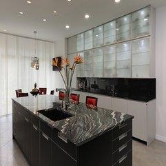 Kitchen Breathtaking Sharp Modern Kitchen Design Remodel - Karbonix