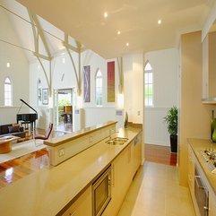Kitchen Cabinets Modern Creamy - Karbonix