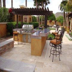 Kitchen Design Chic Outdoor - Karbonix