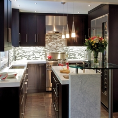 Kitchen Design Fascinating Open - Karbonix
