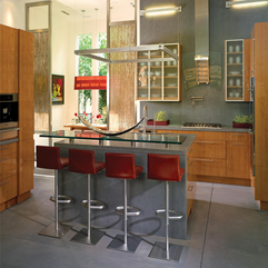Kitchen Design Funky Open - Karbonix