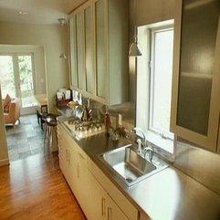 Kitchen Design Ideas Of A Small Kitchen Great Galley - Karbonix