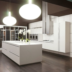 Kitchen Design Ideas White Elegant - Karbonix
