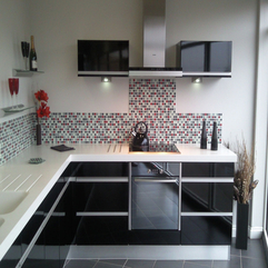 Kitchen Design Luxurious Small - Karbonix