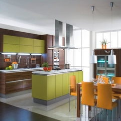 Kitchen Design Modern Open - Karbonix
