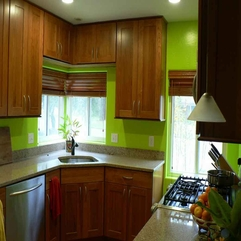 Best Inspirations : Kitchen Green Fresh - Karbonix