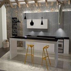 Kitchen Inspiring Ideas Modern Minimalist   Copy - Karbonix