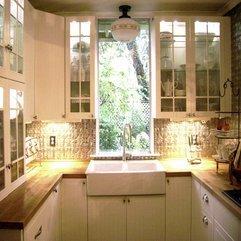 Kitchen Interior Vintage Small - Karbonix
