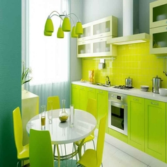 Kitchen Light Green - Karbonix