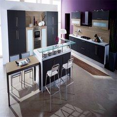 Kitchen Purple Colored - Karbonix