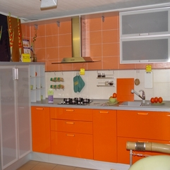 Kitchen Simple Orange - Karbonix