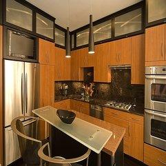 Kitchen Sophisticated Kitchen Interior Design Inspiration - Karbonix