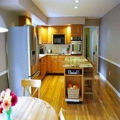 Kitchen Walls With Granite Countertops Color - Karbonix