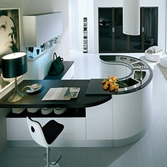 Kitchens Design Fashionable Italian - Karbonix