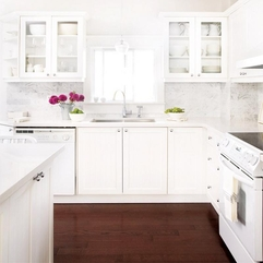 Kitchens For Your Home All White - Karbonix