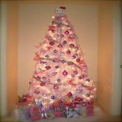Best Inspirations : Kitty Christmas Tree Decorations Ideas Cute Hello - Karbonix