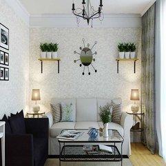 Lamp With Decorative Pillows Designer Sofa - Karbonix