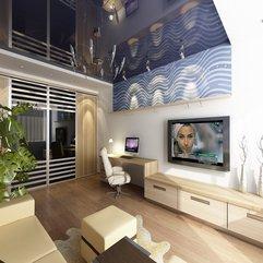 Layout Studio Apartment - Karbonix