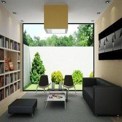 Library Design For Living Room - Karbonix