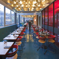 Lighting For Restaurant Design Good - Karbonix