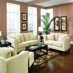 Living Room Cream Sofas Best Inspiration - Karbonix