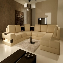 Best Inspirations : Living Room Cream Sofas Cool Inspiration - Karbonix