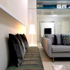 Living Room Design Cozy - Karbonix