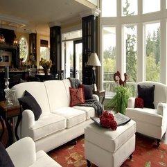 Living Room Design Esthetic Minimalist - Karbonix