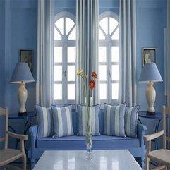 Living Room Design Ideas Nice Blue - Karbonix