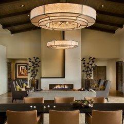 Living Room Dining Design Artistic Concept - Karbonix