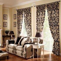 Living Room Drapes Beautiful Design - Karbonix