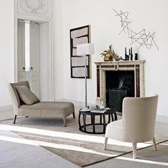 Living Room Neutral Living Room Simple Sectional Sofa Cushion - Karbonix