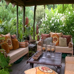 Livingroom Sophisticated Outdoor - Karbonix