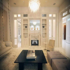 Loft Apartment Design Ideas With Hanging Seats Comfortable Nyc - Karbonix
