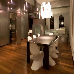 Loft Apartment Design Ideas With Silver Cabinet Comfortable Nyc - Karbonix