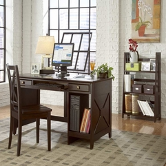 Lovely Home Office Design Interior Of Classy Office At Home - Karbonix