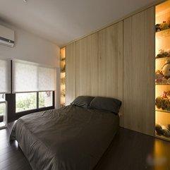 Lovely Minimalist Apartment Small Bedroom Interior Design Coosyd - Karbonix