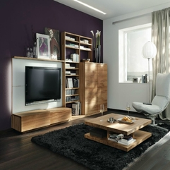 Lovely Wood Lounge Violet White - Karbonix