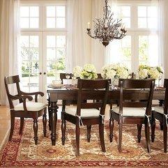 Luxurious Antique Brilliant Dining Room Furniture Design Ideas - Karbonix