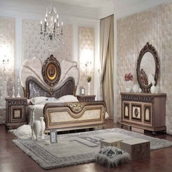 Luxury Decorative Bed - Karbonix