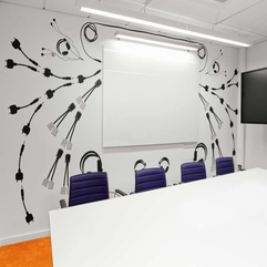 Best Inspirations : Meeting Room Interior Design Zeospot Com Zeospot Skype Office - Karbonix