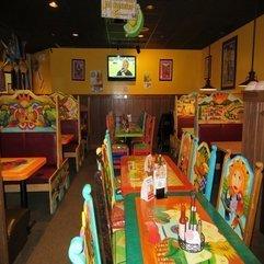 Mexican Restaurant Colorful Design - Karbonix