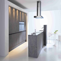 Minimal Worldly Kitchen - Karbonix