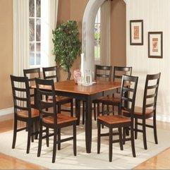 Minimalist Dining Room Idea With Wooden Set Omsync Nc3vTEgK - Karbonix