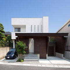 Modern Architecture Cool Japanese - Karbonix